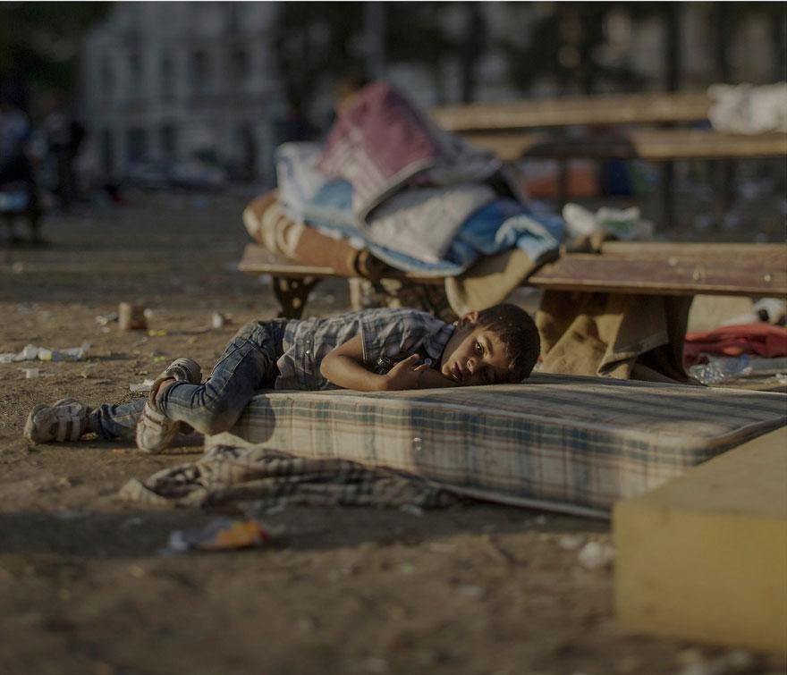Magnus Wennman World Press Photo Award refugee Syria2