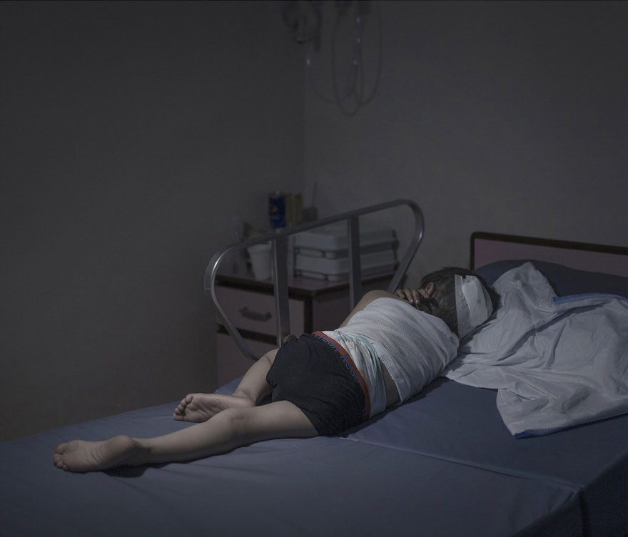 Magnus Wennman World Press Photo Award refugee Syria6