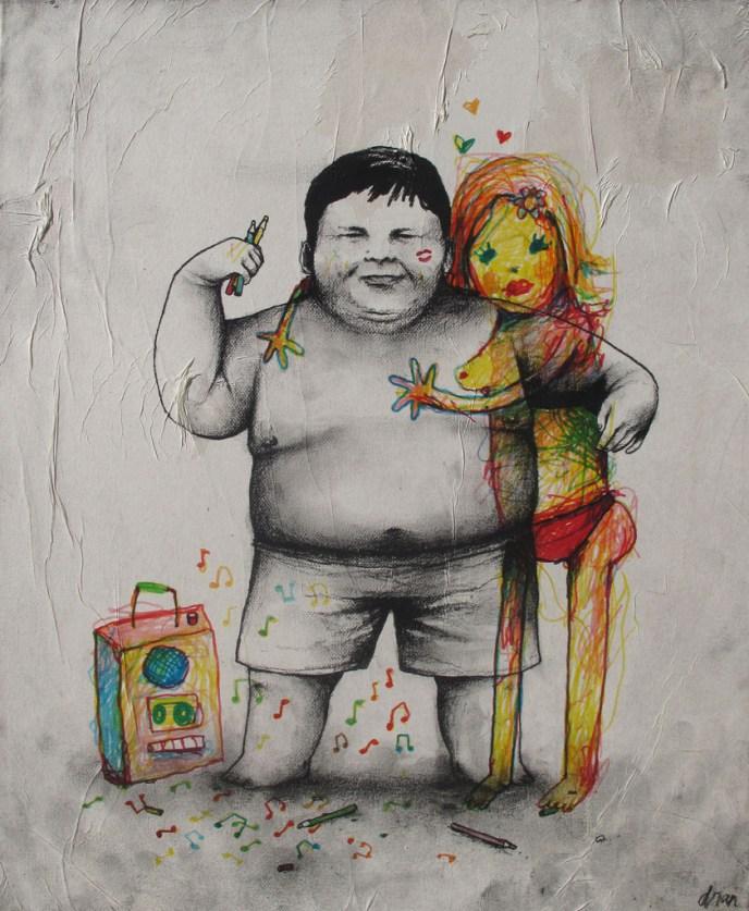Dran arte urbano