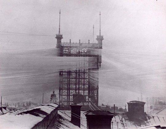 Red Telefónica del Siglo XIX