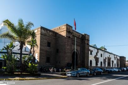 Mahkama du Pacha facade casablanca