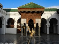 Inside University of Al Quaraouiyine