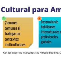Inteligencia Cultural para América Latina—Ciclo de webinars interculturales