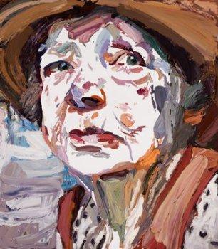 Margaret Olley by Ben Quilty