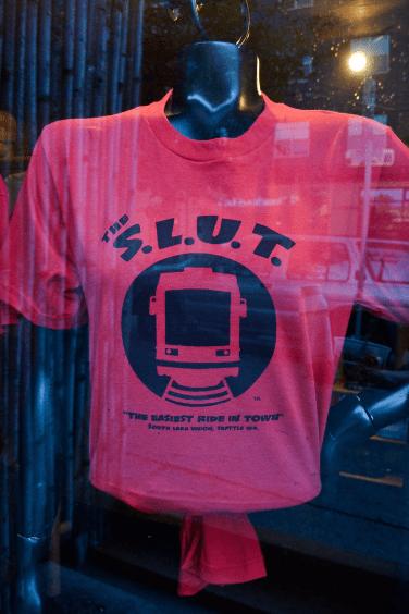 South Lake Union Transit, Seattle, Washington