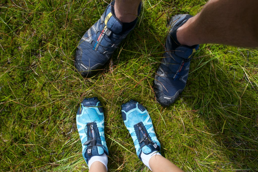 Solomon Hiking Shoes from REI