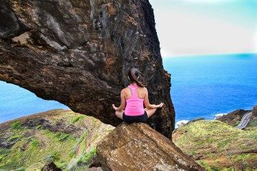 Koko Head Arch Meditation