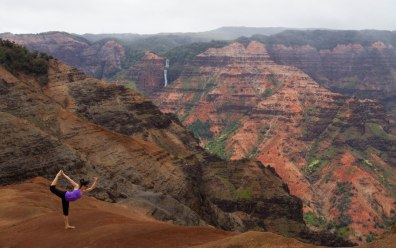 Waimea Canyons, Kaua'i