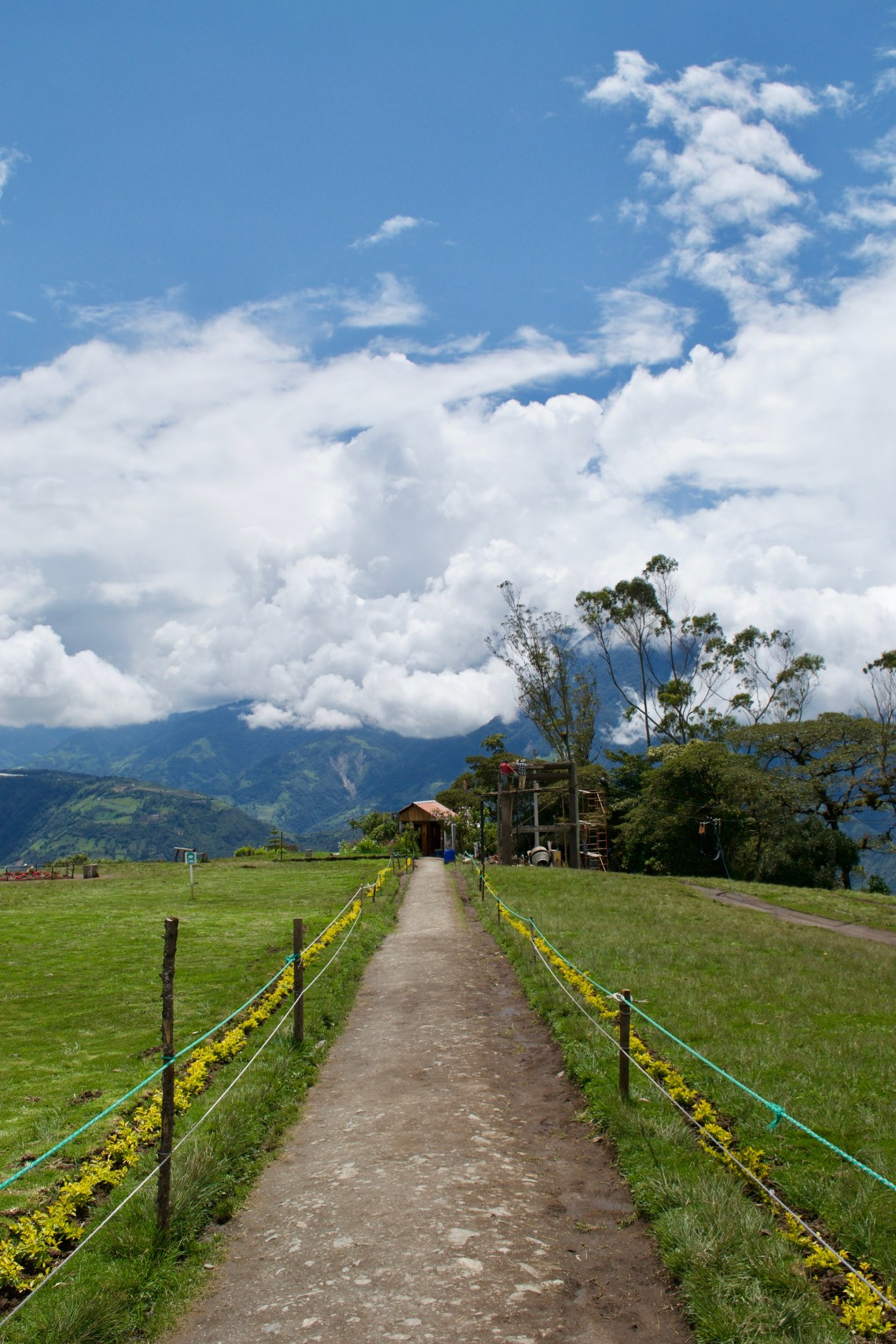 Swing At The End of the World, Banos, Ecuador