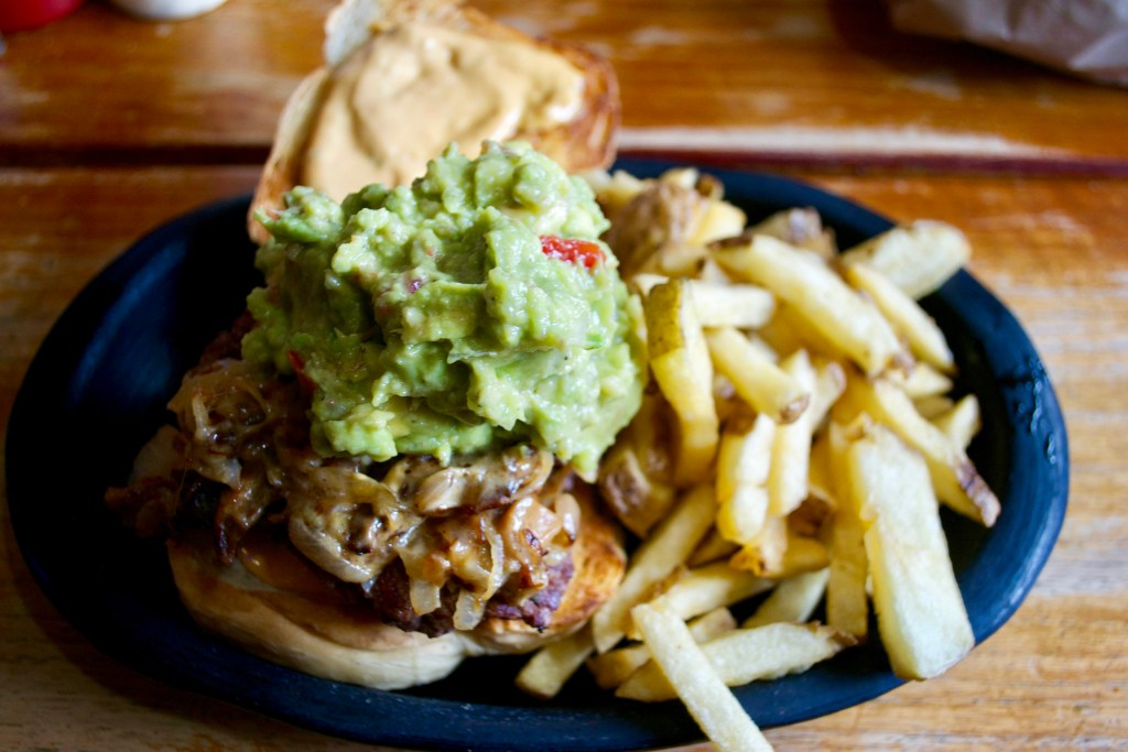Brunch Diner Burger, Salento, Colombia