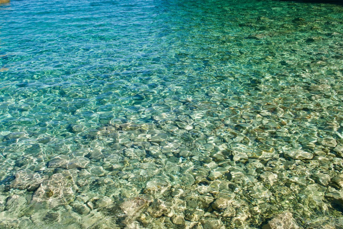 Sougia Beach - Crete, Greece
