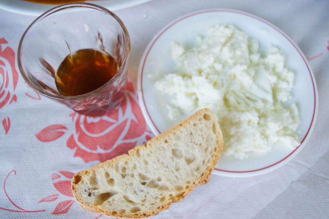 Cretan Cheese, Crete, Greece
