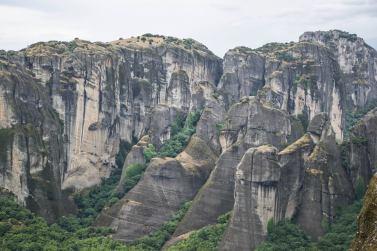 Meteora Monasteries & Cliffs