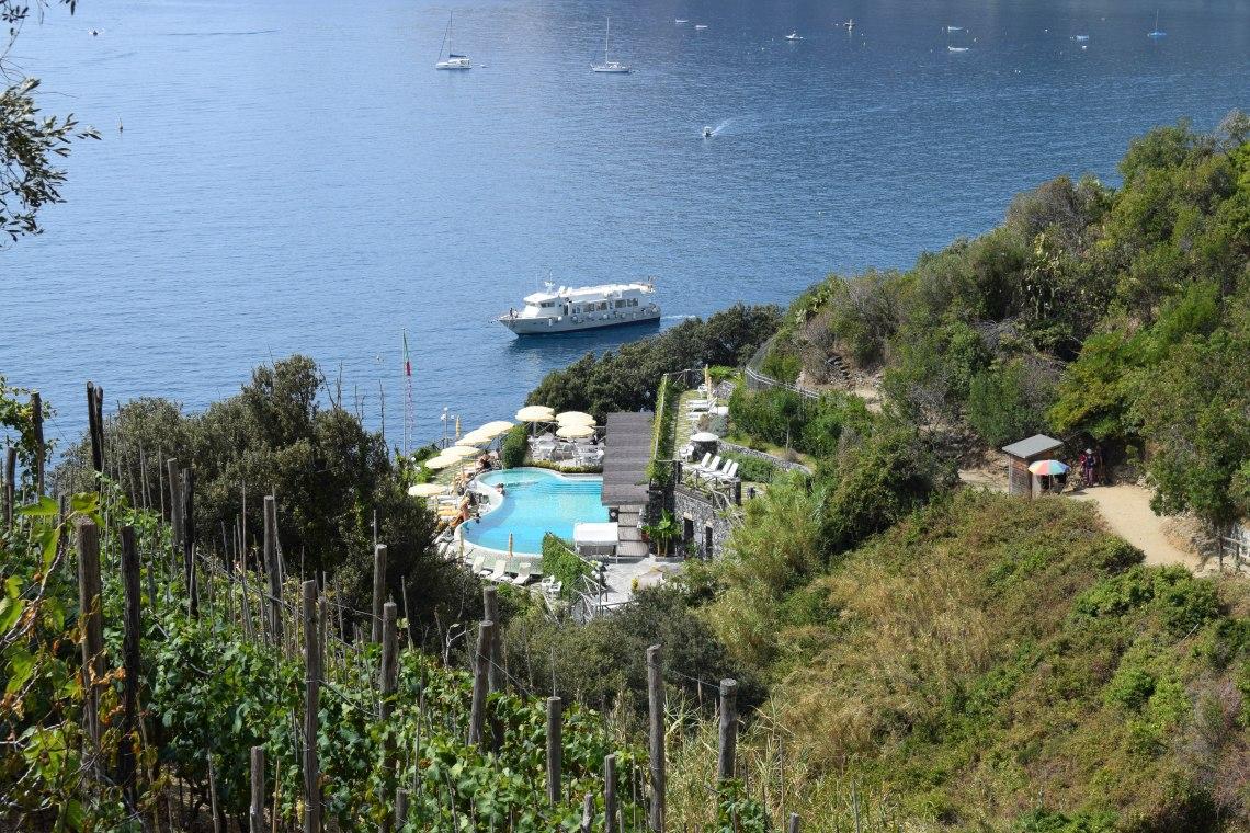 Hiking Cinque Terre, Italy