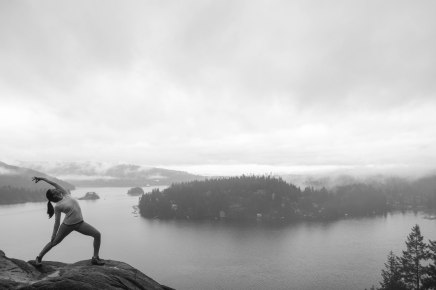 Quarry Rock Hike, Vancouver, B.C. Canada