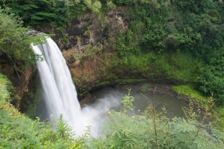 Rainbow Falls, Hilo, Big Island