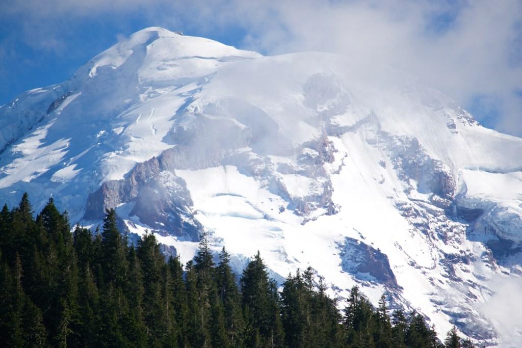 Tolmie Peak - Mount Rainier National Park, Washington