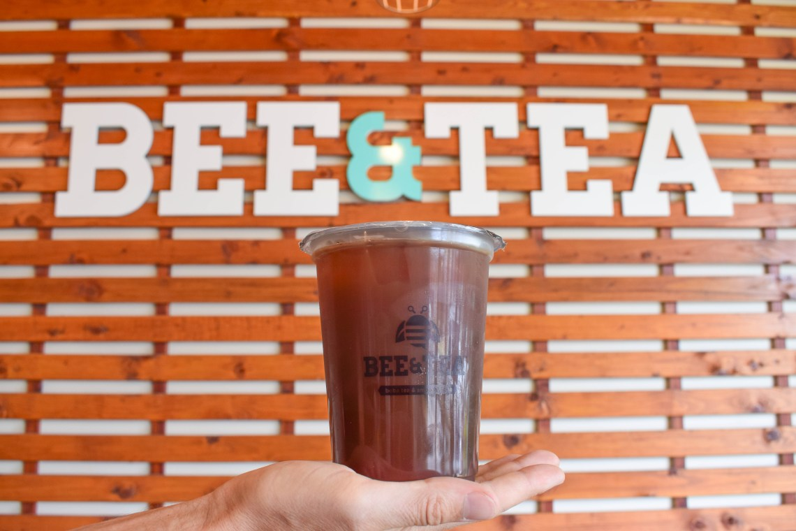 Bee & Tea, Kailua, Oahu, Hawaii
