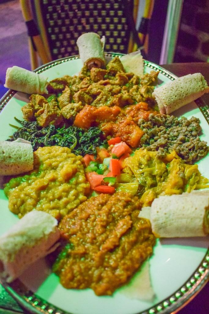 Ethiopian Love Chinatown Oahu, Hawaii