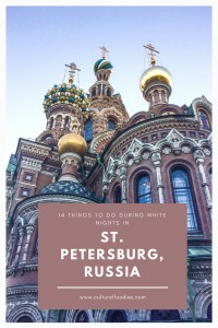 14 Things to Do During White Nights in St. Petersburg, Russia