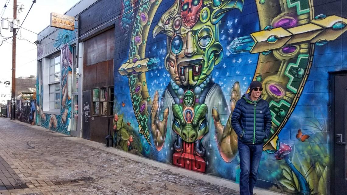 RiNo Street Art - Denver, Colorado