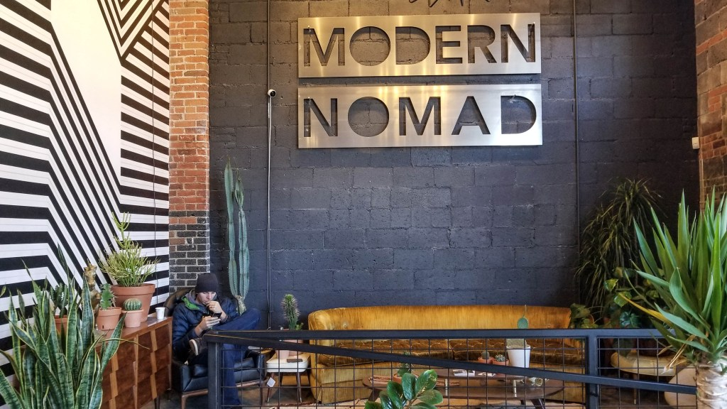 Modern Nomad Furniture Shop - RiNo Denver, Colorado