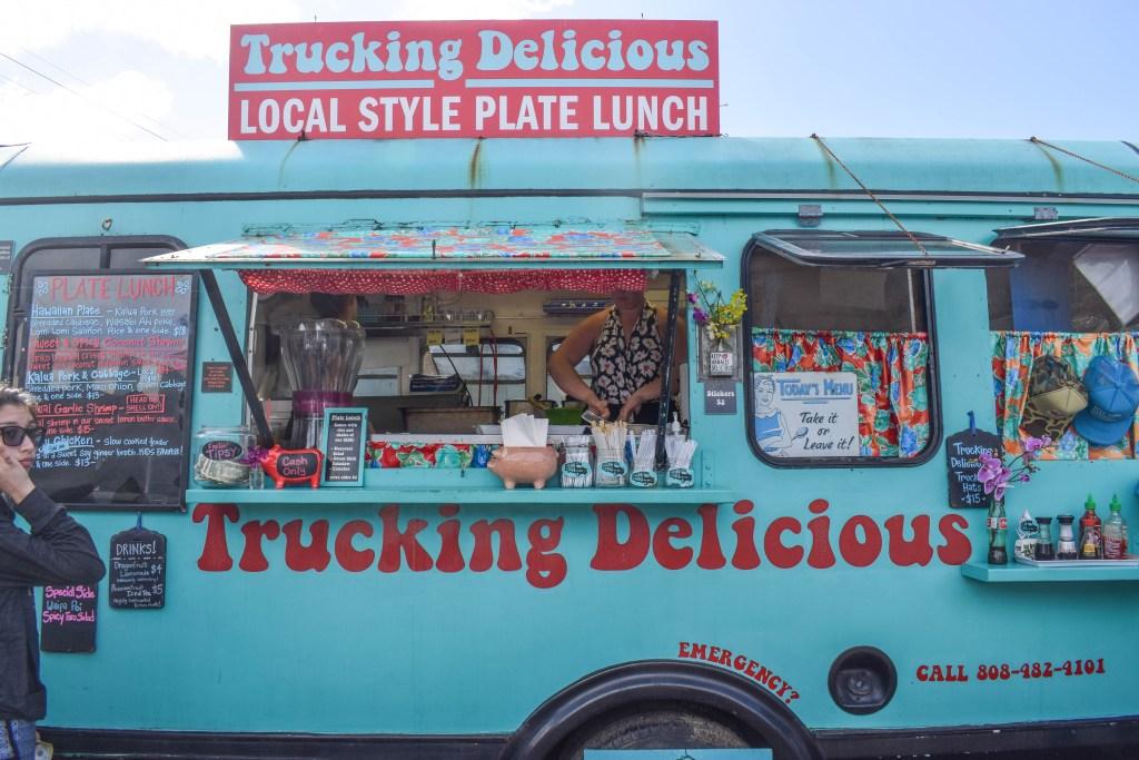 Trucking Delicious - Food Truck - Hanalei, Kauai