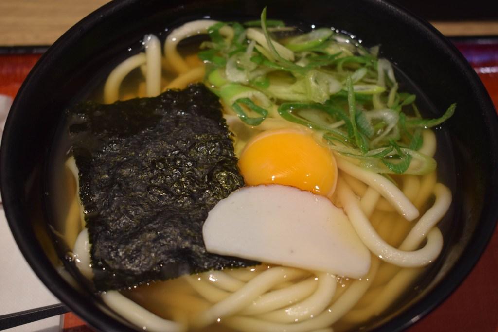 Udon Noodles - Japan