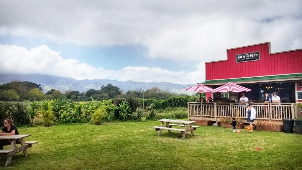 Farm to Barn Haleiwa