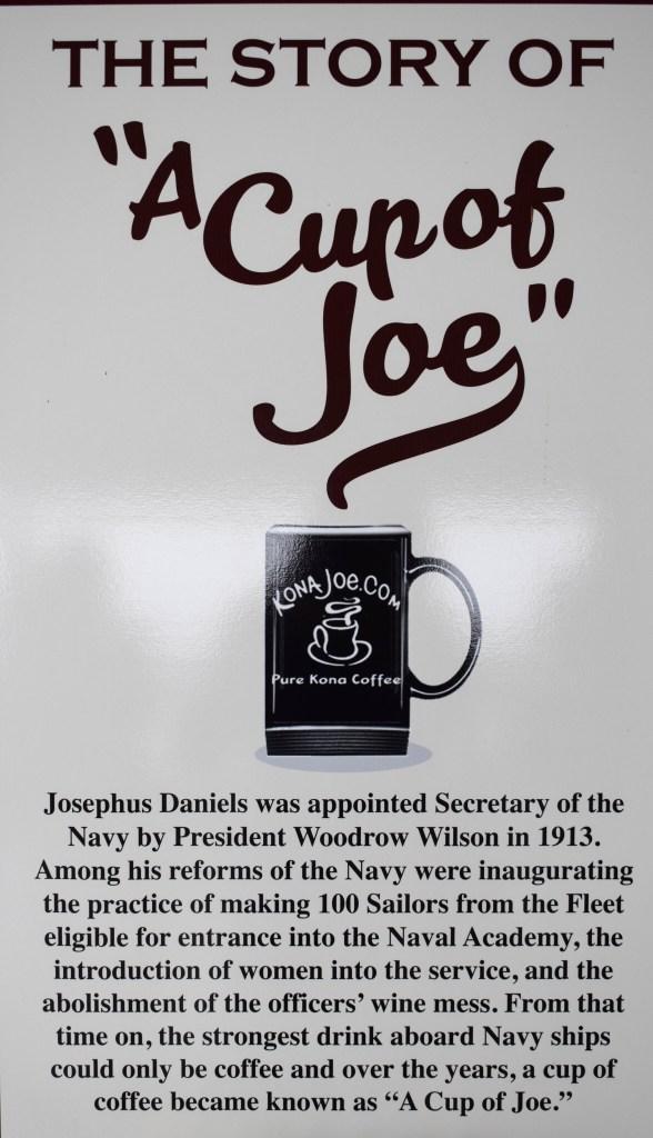 Kona Joe's Coffee, Big Island, Hawaii