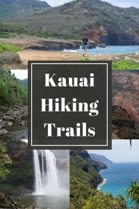Kauai Hiking Trails