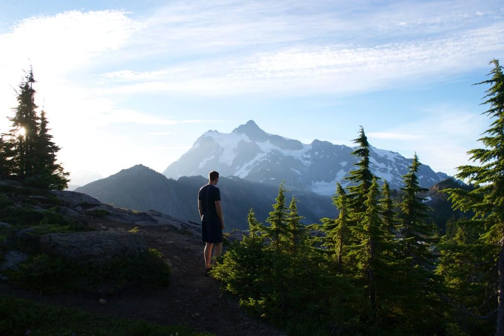 Table Mountain - Mount Baker, Washington