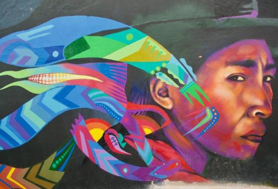 Graffiti Tour - Bogota