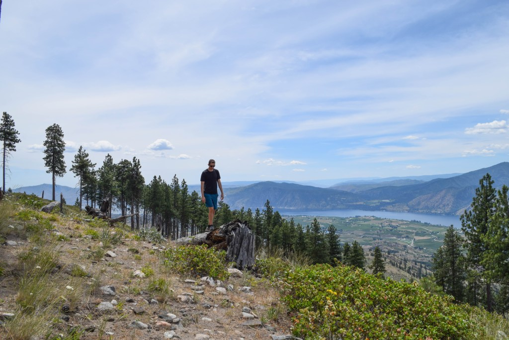 Fourth of July Mountain, Chelan