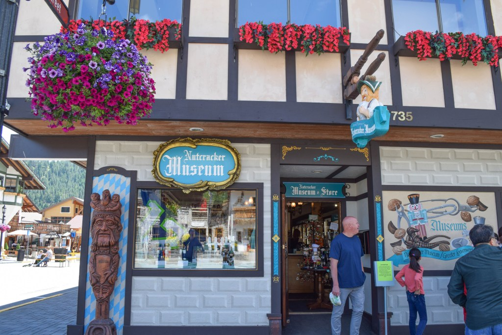 Nutcracker Museum - Leavenworth, Washington