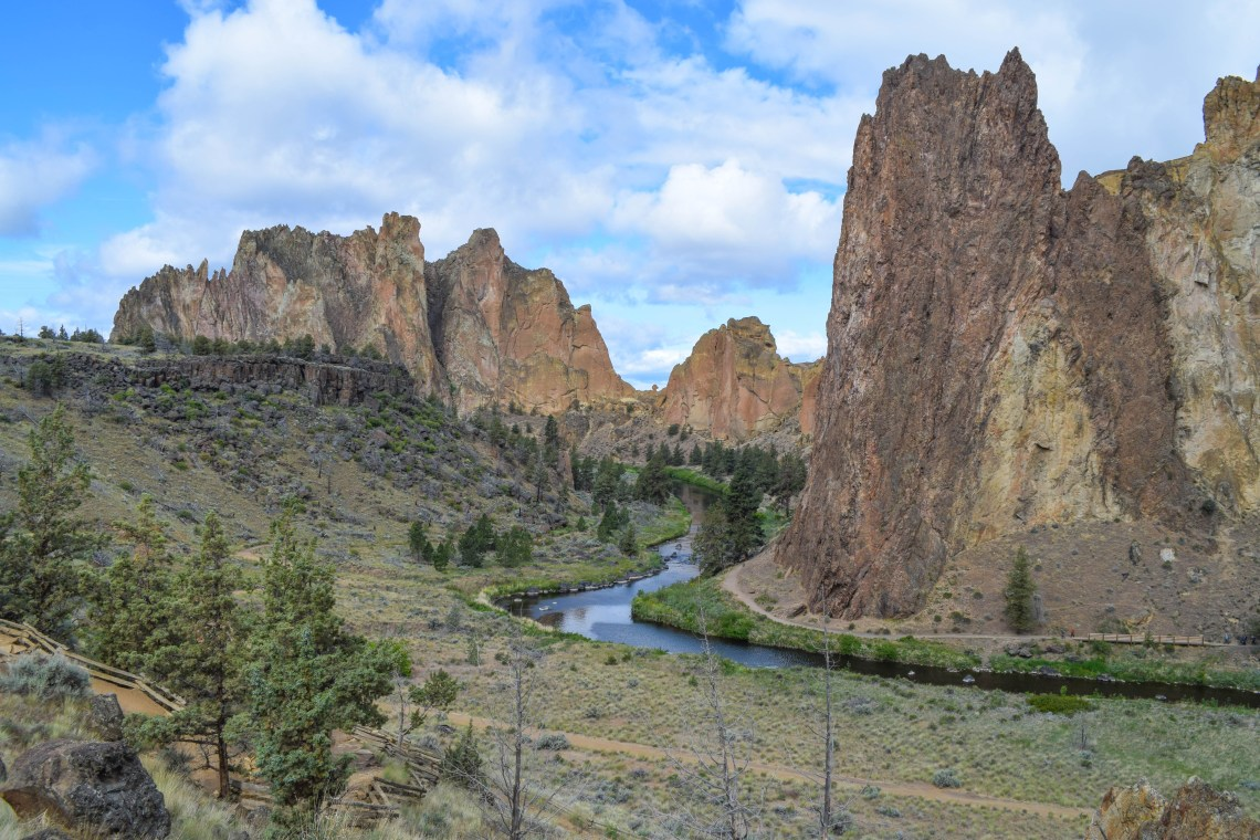 Smith Rock Stat Park, Bend, Oregon
