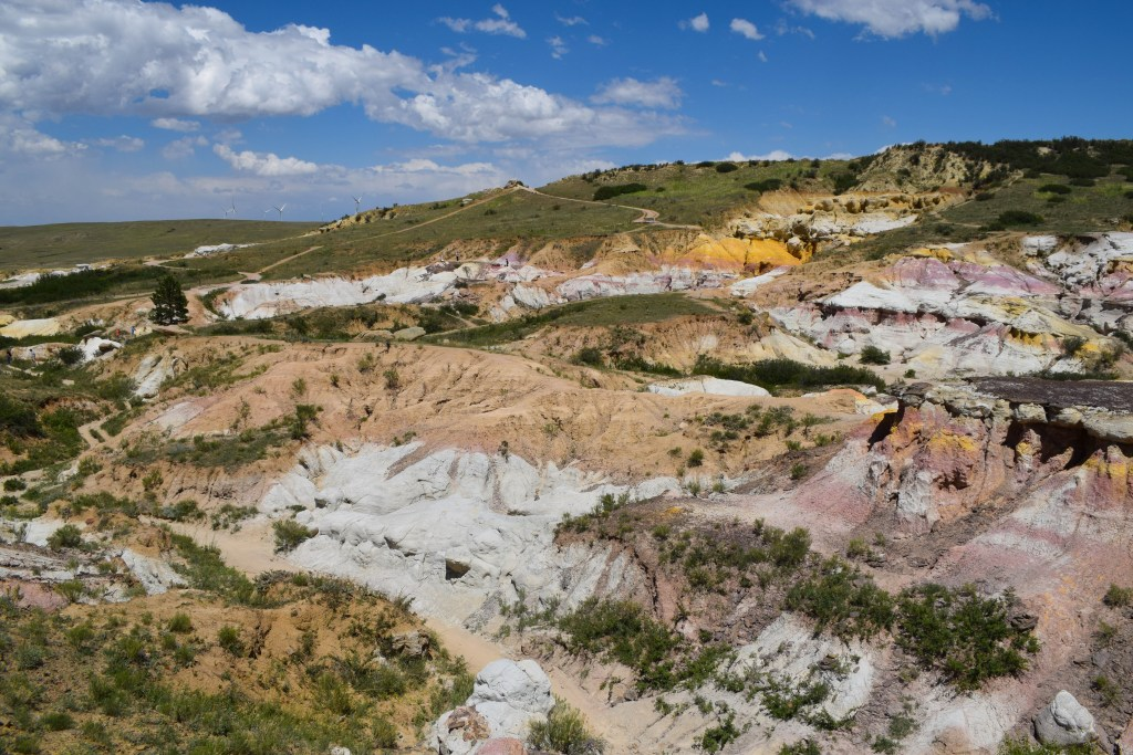 Paint Mine Interpretive Park - Colorado Springs