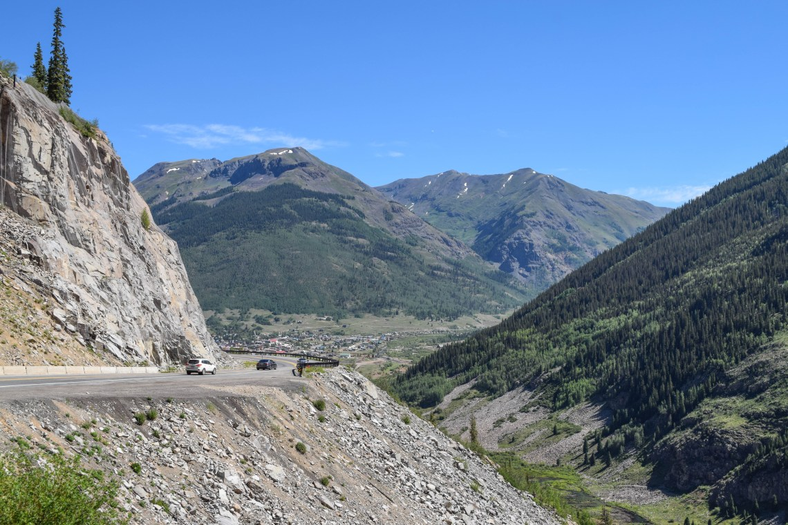 Million Dollar Highway - Durango, CO
