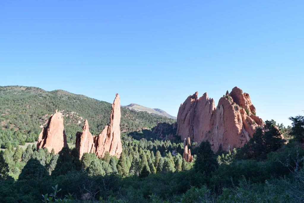 Garden of the Gods Park, Colorado Springs