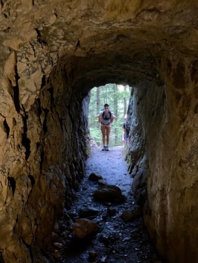 Tubal Cain Mine Cave