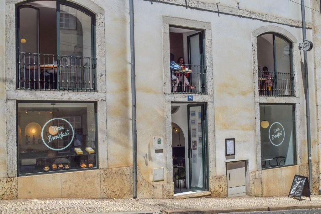Dear Breakfast - Lisbon Coffee Shop