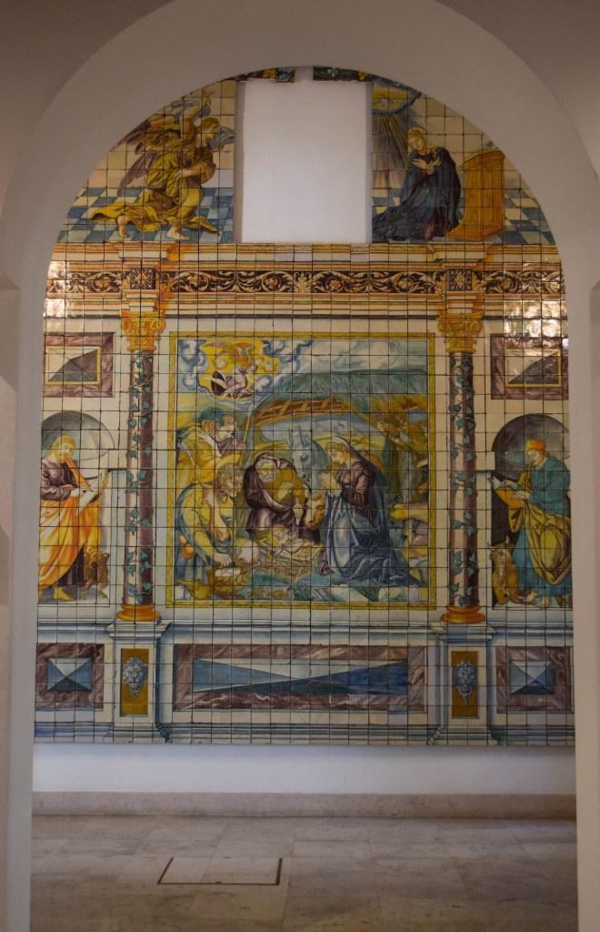 Museu de Azulejos: Lisbon, Portugal