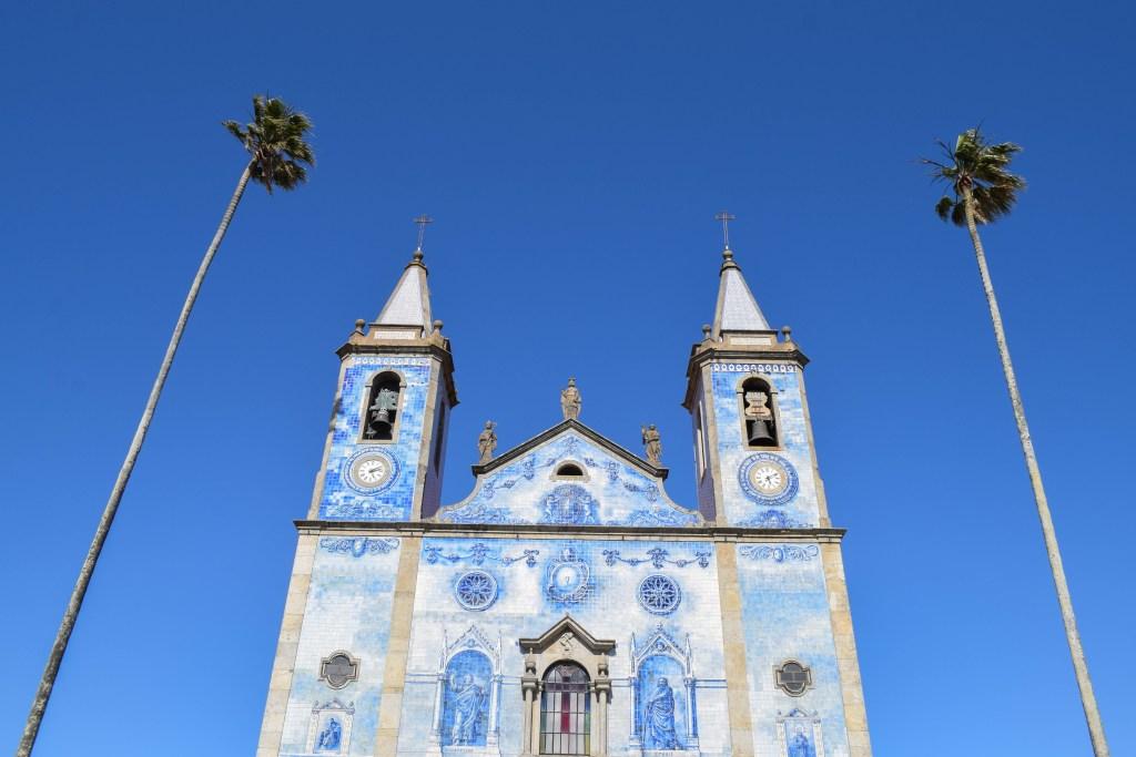 Visit the Igreja Matriz De Cortegaca - Porto, Portugal