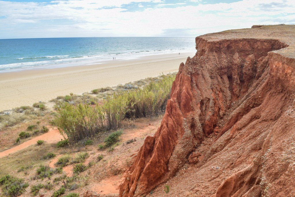 Praia de Falesia - Algarve, Portugal
