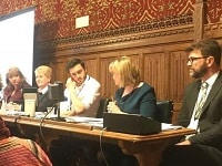 Blog: Inside Parliament: An evening with the APPG for Art, Craft & Design in Education