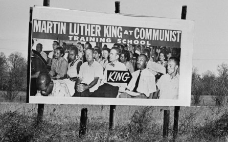 The MLK Whitewash -http://www.thedailybeast.com/articles/2012/01/16/martin-luther-king-jr-a-communist-why-he-s-been-whitewashed.html