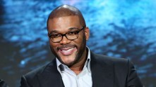 Tyler Perry Shooting 'Boo! A Madea Halloween' Movie | Variety variety.com Tyler Perry Shooting 'Boo! A Madea