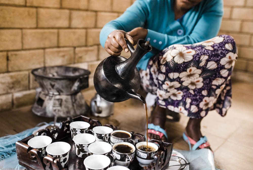 Ethiopian coffee ceremony Culture And Traditions By CulturallyOurs