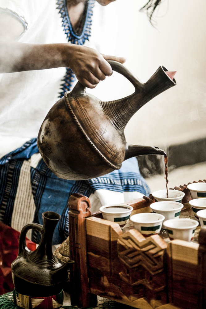 Traditional Ethiopian Coffee Ceremony By CulturallyOurs