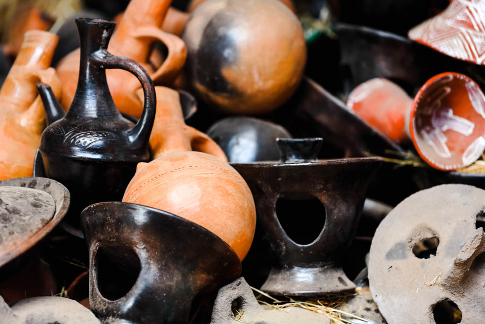 Pottery for buna-coffee preparation in Ethiopia By CulturallyOurs
